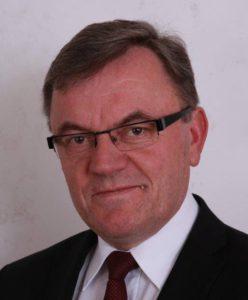 Wojewódzki Komendant Świętokrzyskiej WK OHP Jacek Sabat